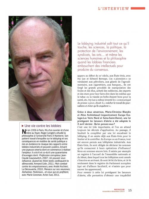 NEX089-Le-pouvoir-des-lobbyistes-Interview-Roger-Lenglet