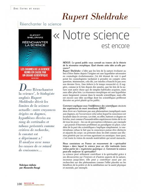 NEX088-Rupert-Sheldrake-Notre-science-encore-au-stade-de-l-enfance-