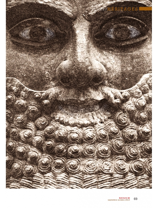 NEX088-Gilgamesh-le-mythe-initiatique-originel