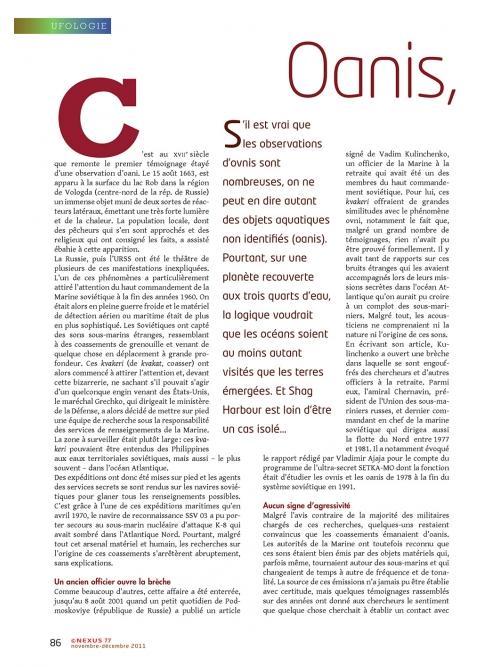 NEX077-OANIS-ces-ovnis-des-mers