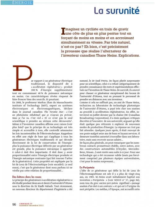 P1 NEX077-La surunite-par-l-acceleration-regeneratrice