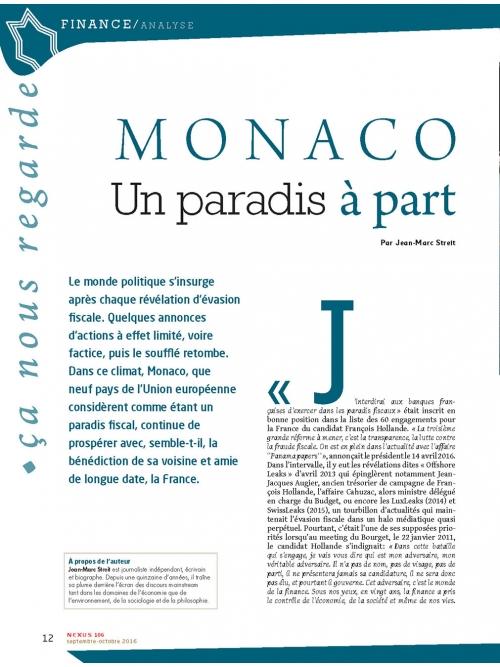 Monaco un paradis à part 1