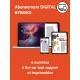 1 an Abo. France Digital