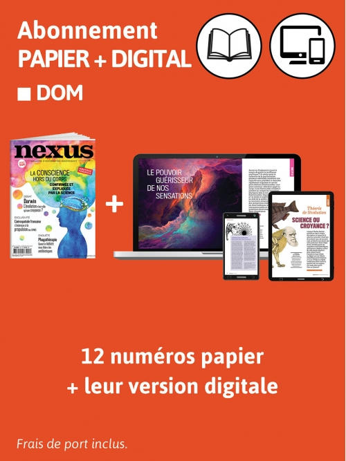 2 ans Abo Papier + DIG DOM