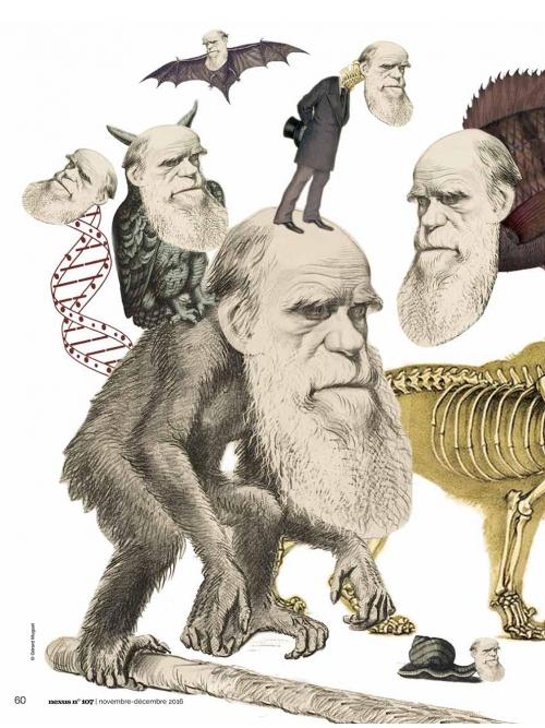 NEX107 Théorie de l'évolution, science ou croyance