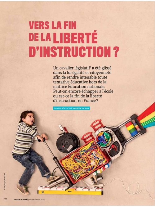 NEX108 Vers la fin de la liberté d'instruction ?
