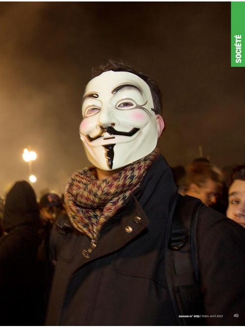 NEX109 Activisme en ligne