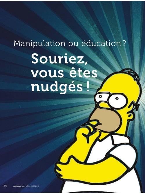 NEX111 Souriez, vous êtes nudgés