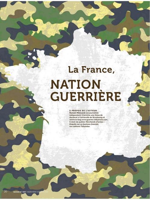 NEX112 La France, nation guerrière