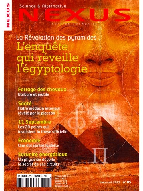 N° 85 (mars-avril 2013)