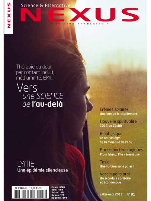 N° 81 (juillet-août 2012)
