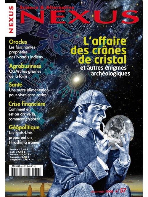 N° 57 (juillet-août 2008)