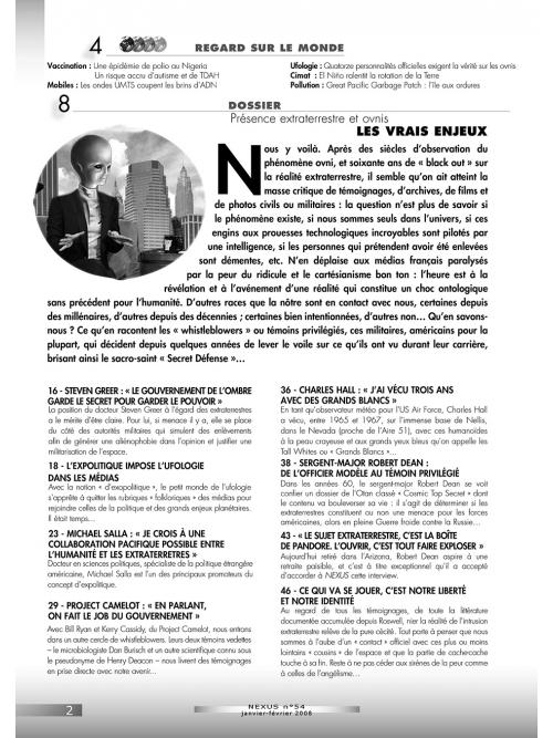 N° 54 (janvier-février 2008)