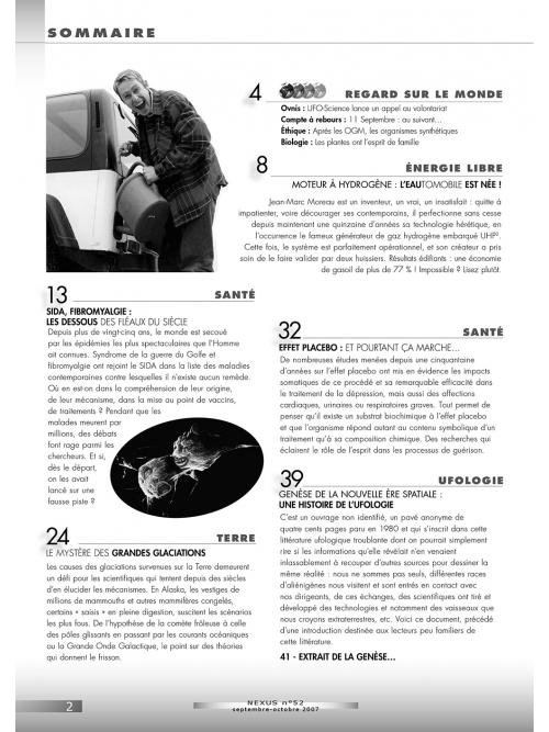 N° 52 (sept.-oct. 2007)