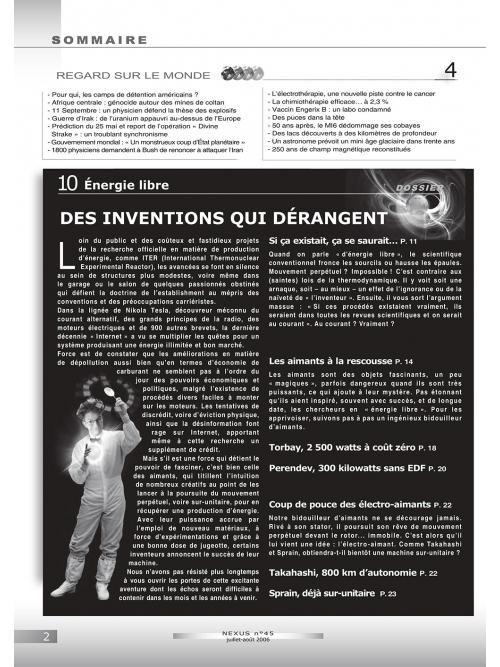 P2 N° 45 (juillet-août 2006)