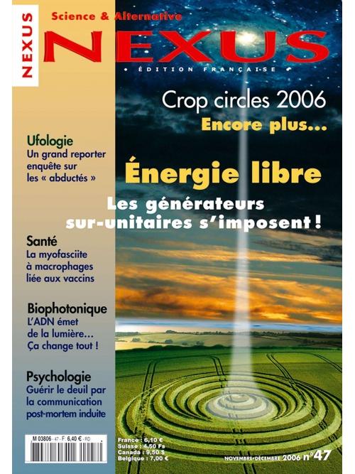 N° 47 (nov.-déc. 2006)