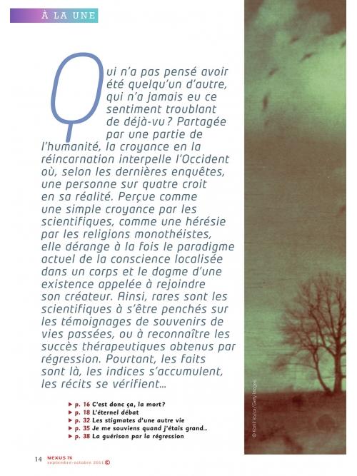 NEX076-Reincarnation-croyance-ou-evidence