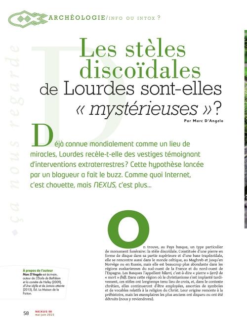 NEX098-Les-steles-discoidales-de-Lourdes