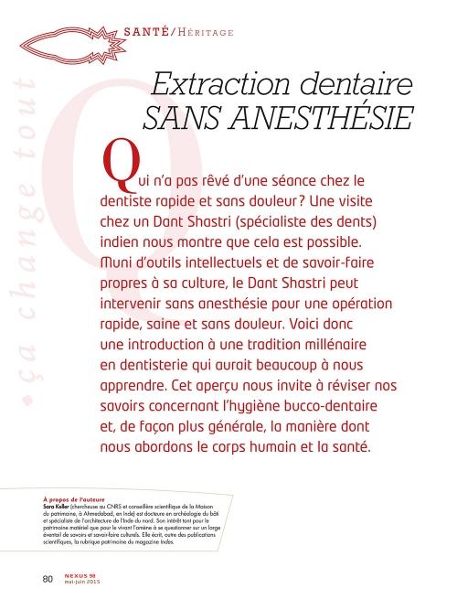 P1 NEX098-Extraction-dentaire-sans-anesthesie-incroyable-medecine-indienne