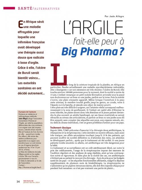 P1 NEX090-L-argile-fait-elle-peur-a-Big-Pharma