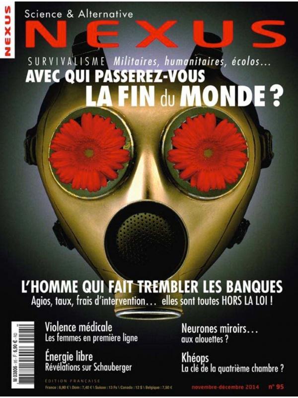 NEXUS n° 95 (nov.-déc. 2014)