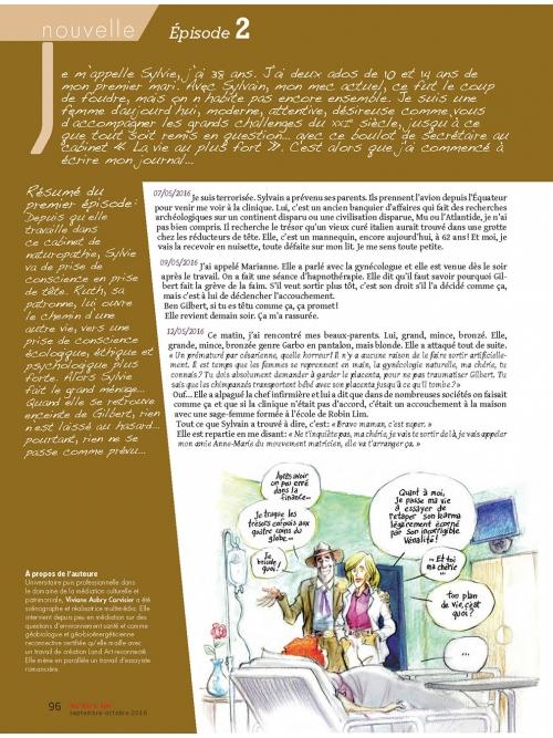 NEX106 Journal d'une femme appliquée