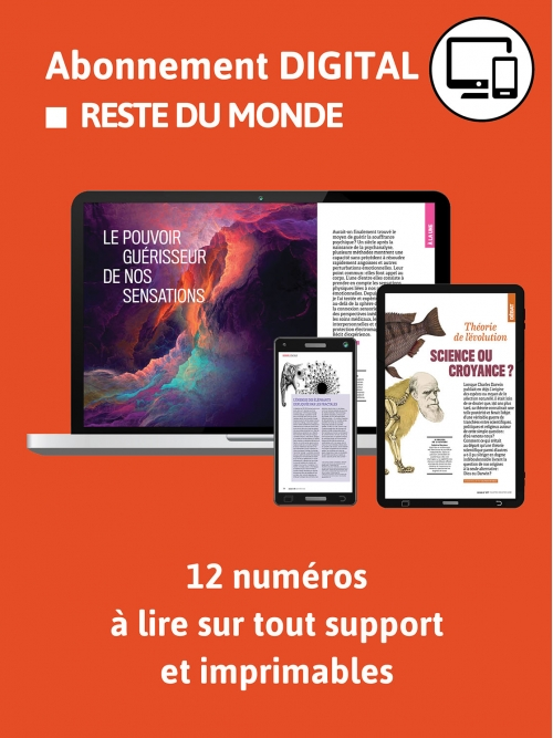 2 ans Abo Digital MONDE