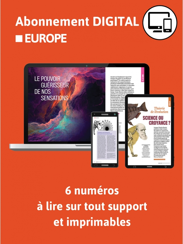 1 an Abo Digital EUROPE