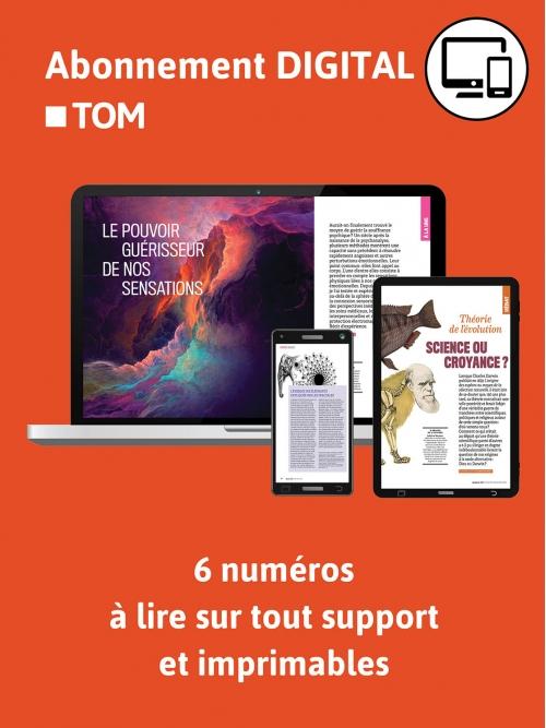 Abonnement Digital - TOM