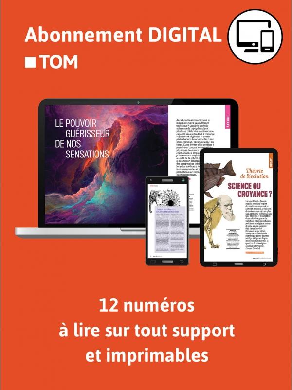 2 ans Abo Digital TOM