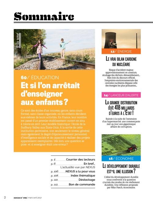 N° 109 (mars-avril 2017) p2