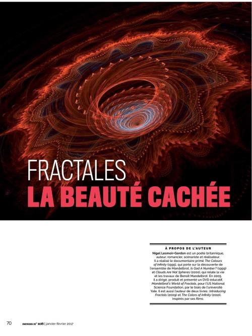 NEX108 Fractales : La beauté cachée du monde