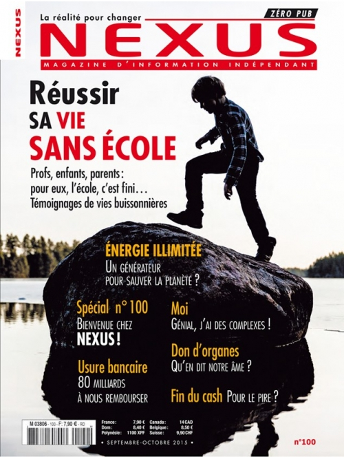 Nexus N°100 (sept.-oct. 2015)