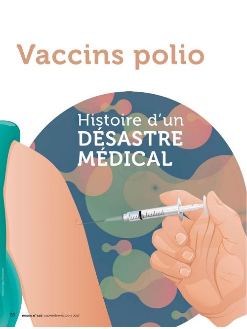 NEX112 Vaccins polio Histoire d'un désastre médical