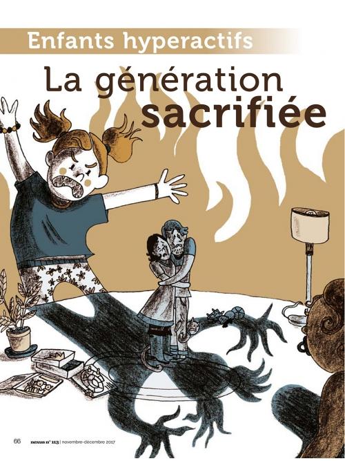 NEX113 Enfants hyperactifs la génération sacrifiée