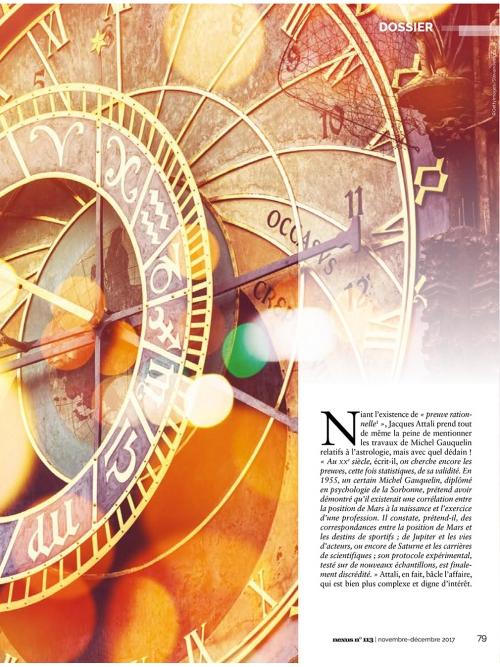 NEX113 Quand les statistiques valident l'astrologie 2