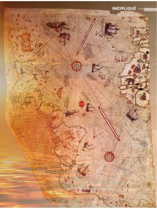 NEX113 Carte de Pirî Reis le mystère élucidé 2
