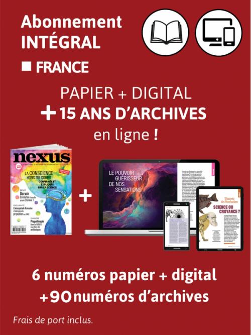 Abonnement Intégral - France