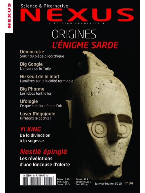 N° 84 (janvier-février 2013)