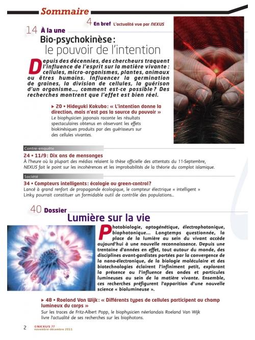 P2 N° 77 (nov.-déc. 2011)