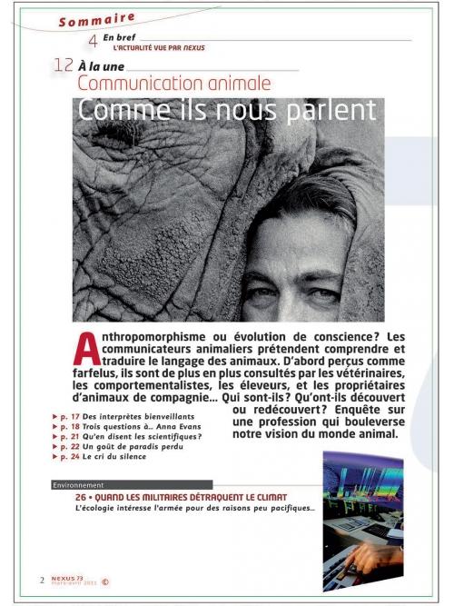 P2 N° 73 (mars-avril 2011)