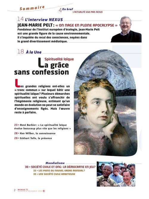 P2 N° 71 (nov.-déc. 2010)