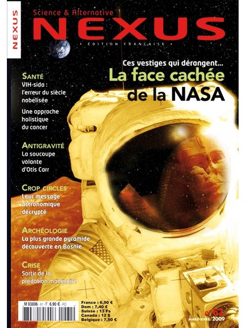N° 61 (mars-avril 2009)