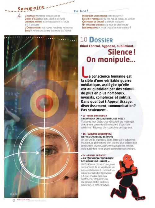 N° 60 (janv.-févr. 2009)