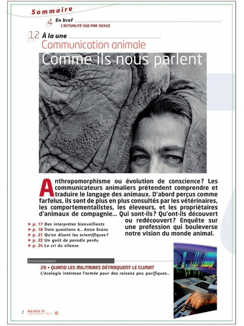 N° 73 (mars-avril 2011)