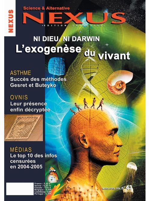 N° 43 (mars-avril 2006)