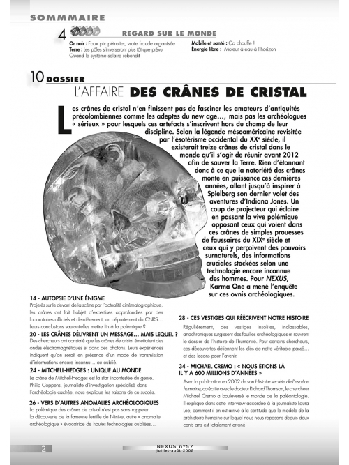 P2 N° 57 (juillet-août 2008)