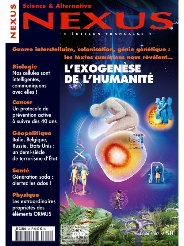 P1 N° 50 (mai-juin 2007)