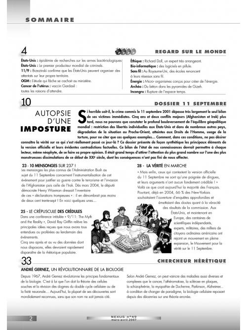 P2 N° 49 (mars-avril 2007)