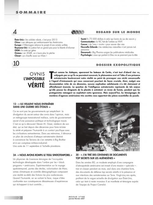 P2 N° 48 (janvier-février 2007)